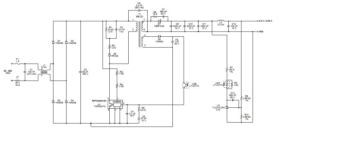 反激高频变压器的绕制请教