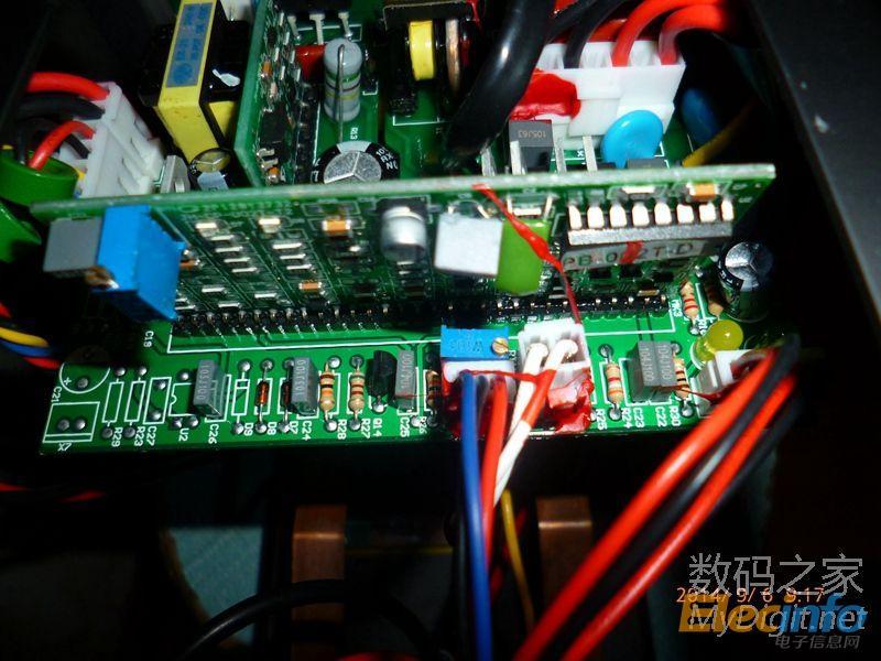 拆个家用电焊机 金亨昌zx7-200