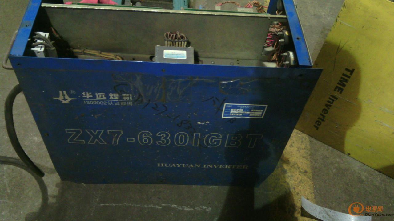 华远zx7-630igbt焊机求助接线-电源网