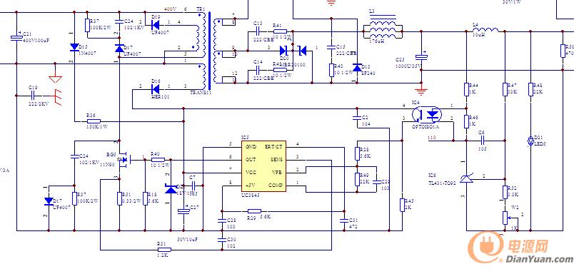 电路 电路图 电子 原理图 804_384图片
