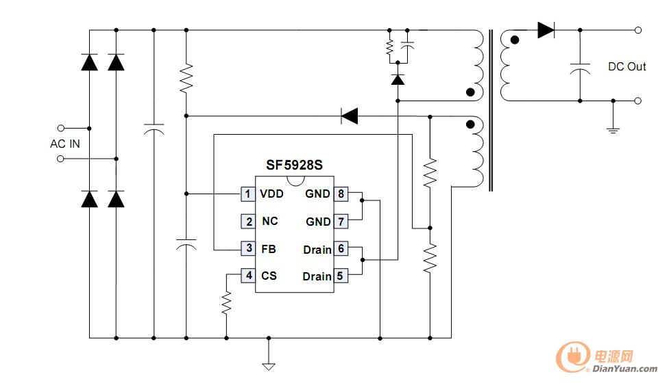电路 电路图 电子 原理图 960_560