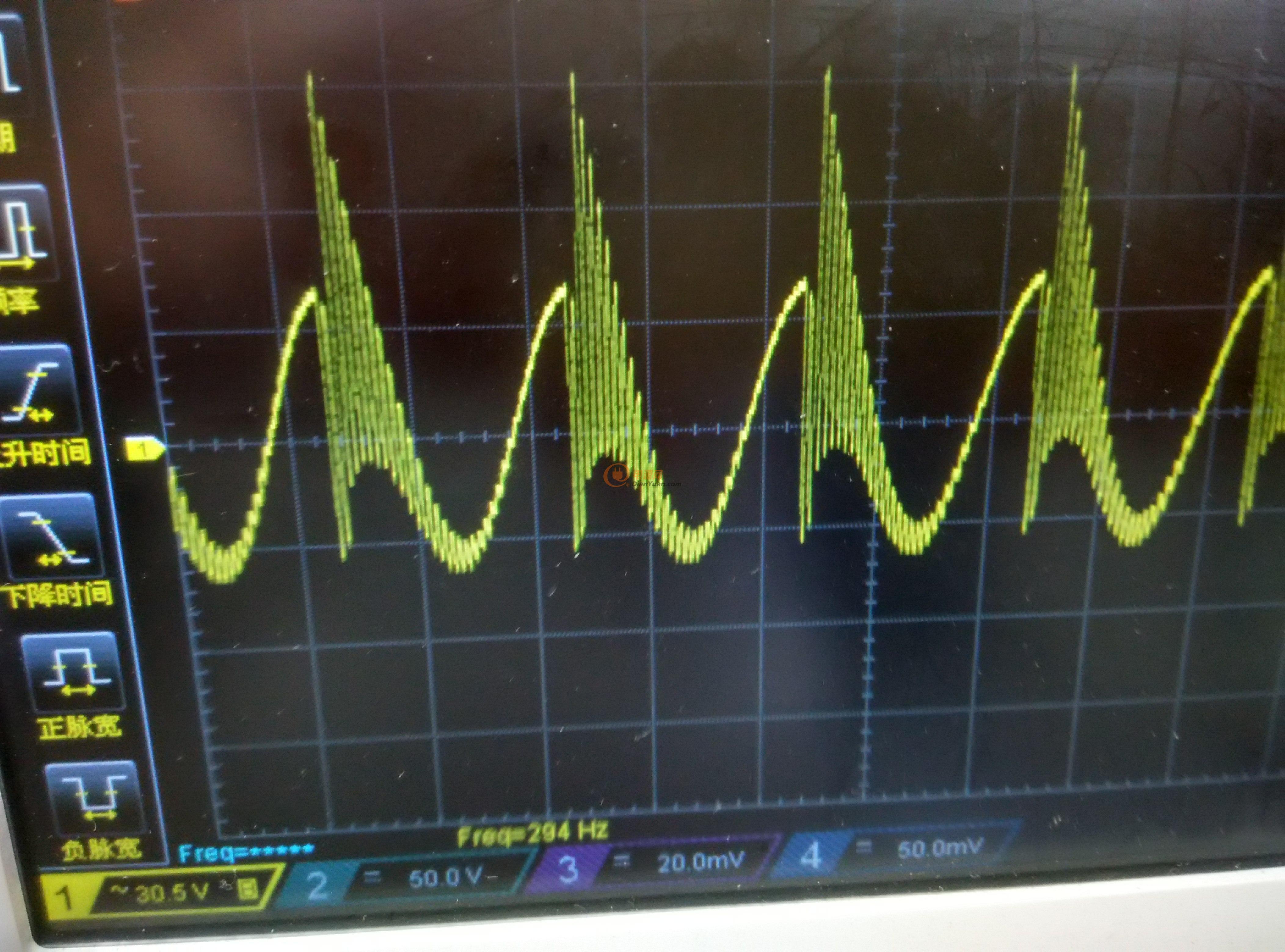 【逆变原创】stm8正弦波逆变器前后驱动---600w(调试思路)--更新完成!