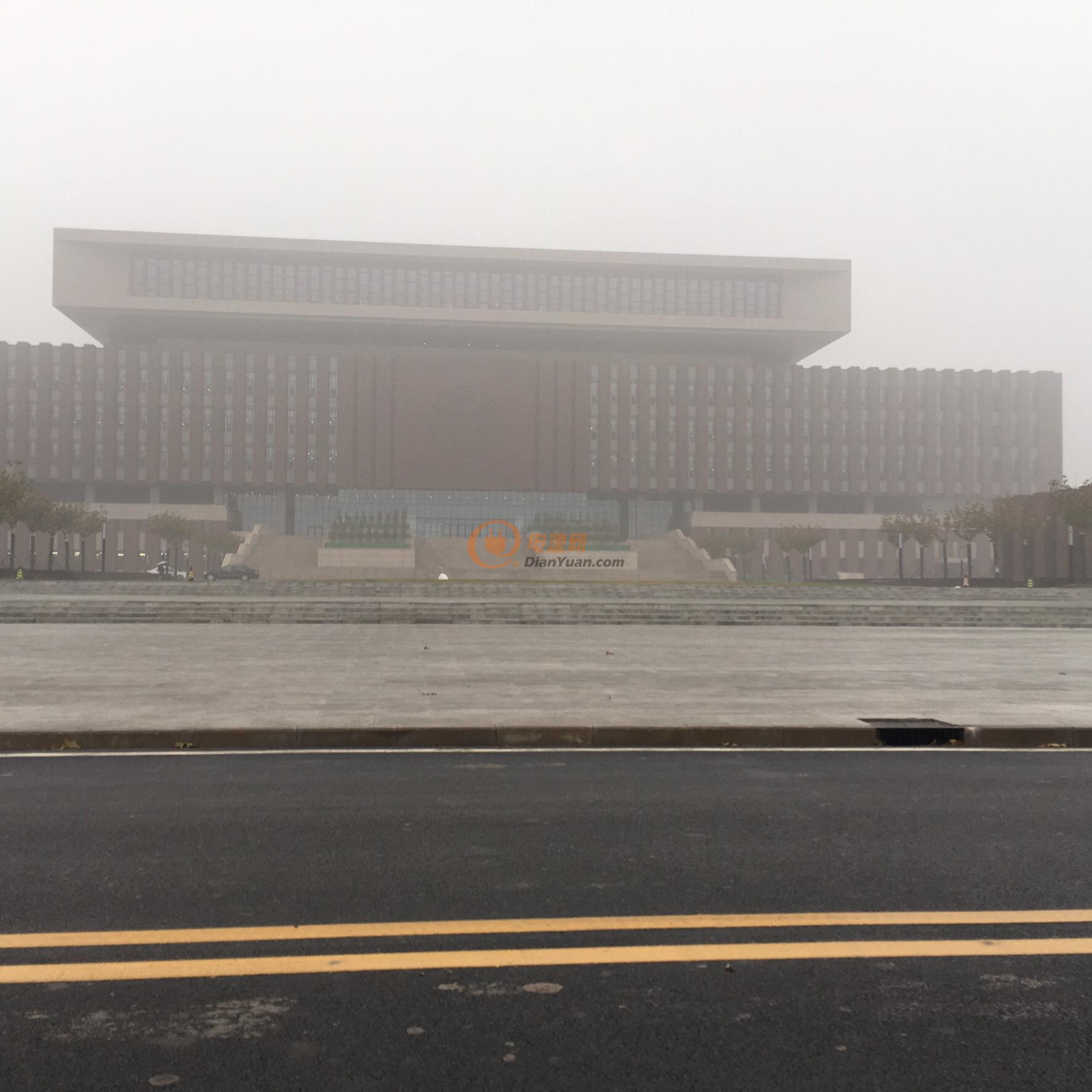 【随手拍】 南开大学新校区 图书馆内景-电源网