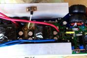 4000W纯正弦波逆变器带市电切换功能的UPS