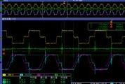 UCC28950 带载到一定阶段后驱动抖动问题!!