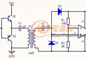 变压器隔离驱动电路