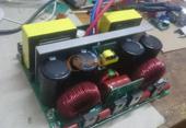自制60V/3000W逆变器
