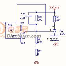 48V电源TL431反馈问题