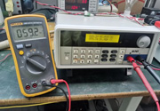 DIY 电子负载简易测试