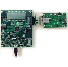 采用两个 LC 传感器的水表参考设计