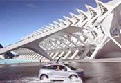 采用NXP方案的未来概念车