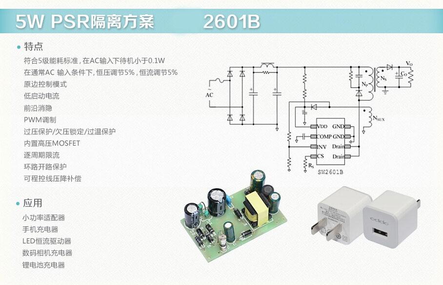 离线式PWM控制器