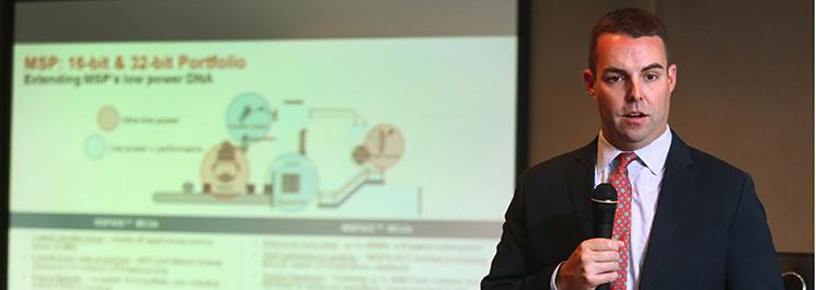 TI推出全球首款超低功耗低泄漏跨阻放大器MCU
