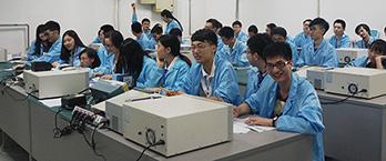 走进西安市功率器件应用测试工程实验室