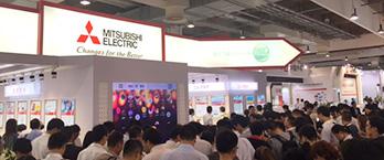 三菱电机携八款功率器件亮相PCIM Asia 2016