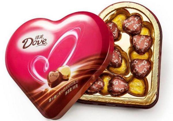 浪漫2月情人节,还有什么比此时送你一盒浓浓甜蜜的巧克力更