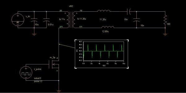 scott变压器内部接线图