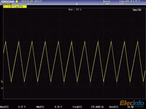 问一下,怎么由三角波通过lm324变成正弦波,但是要用把20kHZ的图片