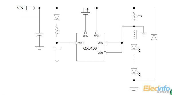 摩托车电动车电瓶车汽车前大灯驱动方案-电源网