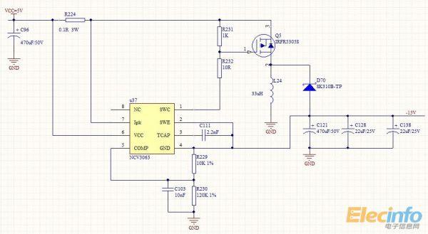 pmos驱动电路 pwm