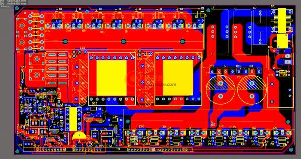 主板fpanel四个9针接线图