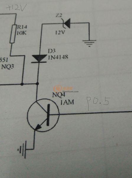 关于二极管与稳压管串联问题:-电源网