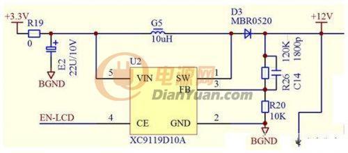 三极管的电源基础接线图