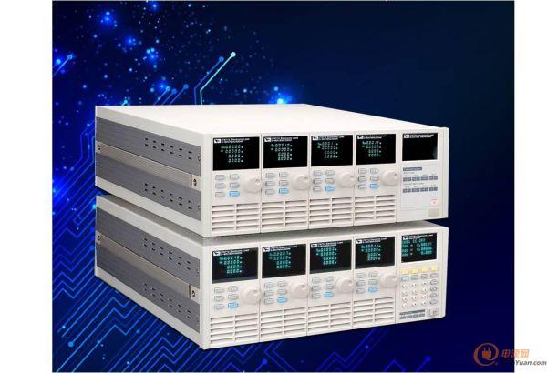 艾德克斯可编程多路负载高效测试pc电源