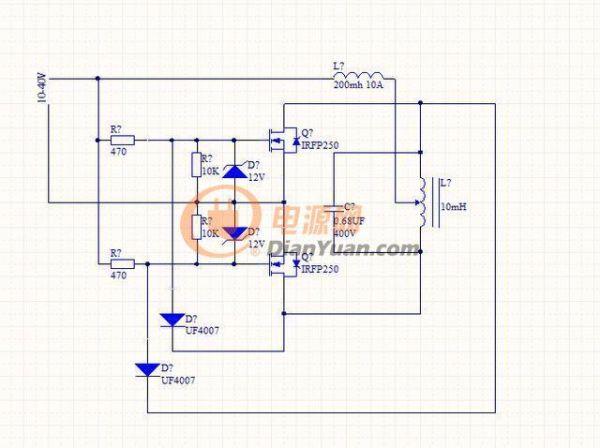 电压电流电阻_零电压开关(Zero Voltage Switch)二三事-电源网