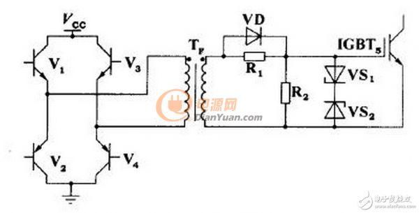 IGBT通用计算方法、门极驱动特点及典型应用电路介绍