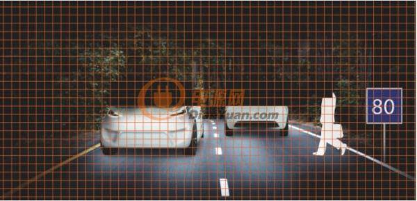 高像素化LED将助力智能前照灯实现信息可视化-图4