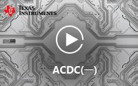 小功率的AC / DC变换器的控制难题(一)