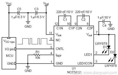 小型lcd背光的led驱动电路设计分析