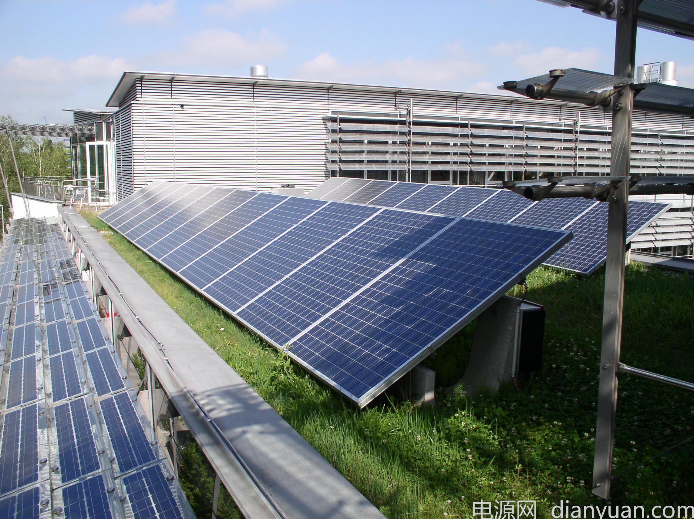 飞兆工程师:太阳能发电市场持续增长动力十足