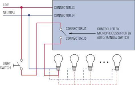 智能照明控制器提供环境光测量与计时