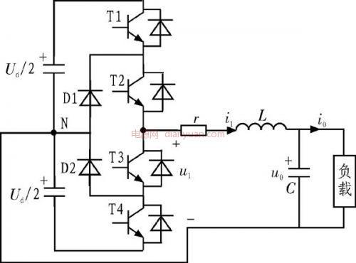 闭环电感结构图