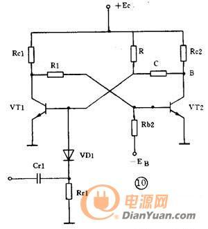 如何系统的看懂电路图: 限幅延时篇