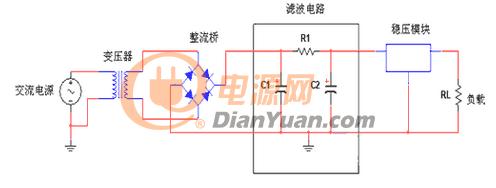 方案分享 一种直流稳压电源的设计与制作图片