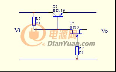 一种基于集成电路的直流稳压电源设计与制作图片