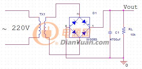新型智能直流稳压电源设计分享之驱动电路图片