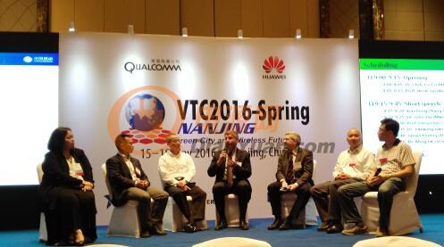 NI亮相VTC2016春季会议 分享5G发展的趋势与路径