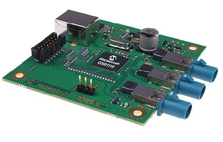 Microchip交付第五千万片50Mbps汽车智能网络接口控制器