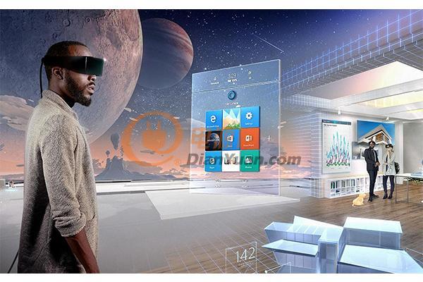 AR/VR交互方式解读