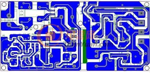 高频电路设计布线