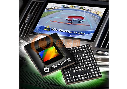 安森美半导体用于汽车摄像机应用的微光成像SoC