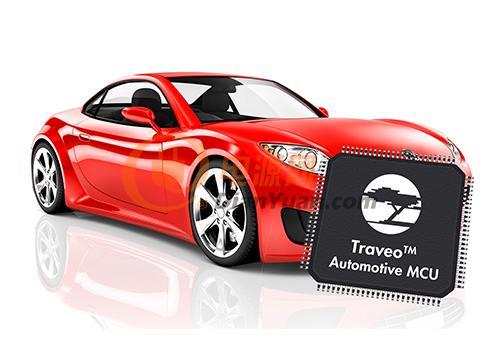 赛普拉斯推出支持动态3D图像功能的汽车用MCU解决方案