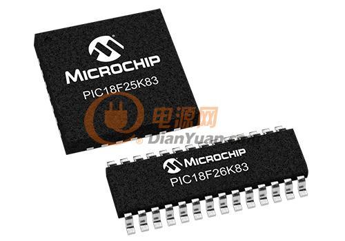 Microchip推出新型8位单片机,集成独立于内核的外设