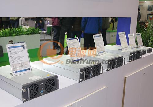 英飞源系列恒功率充电模块亮相北京充电设备及储能展