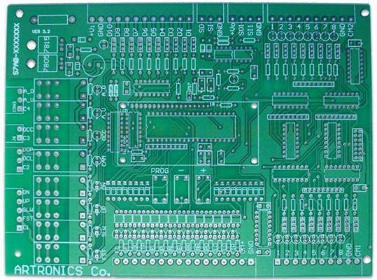 印刷电路板元件之间的6种接线安排方式