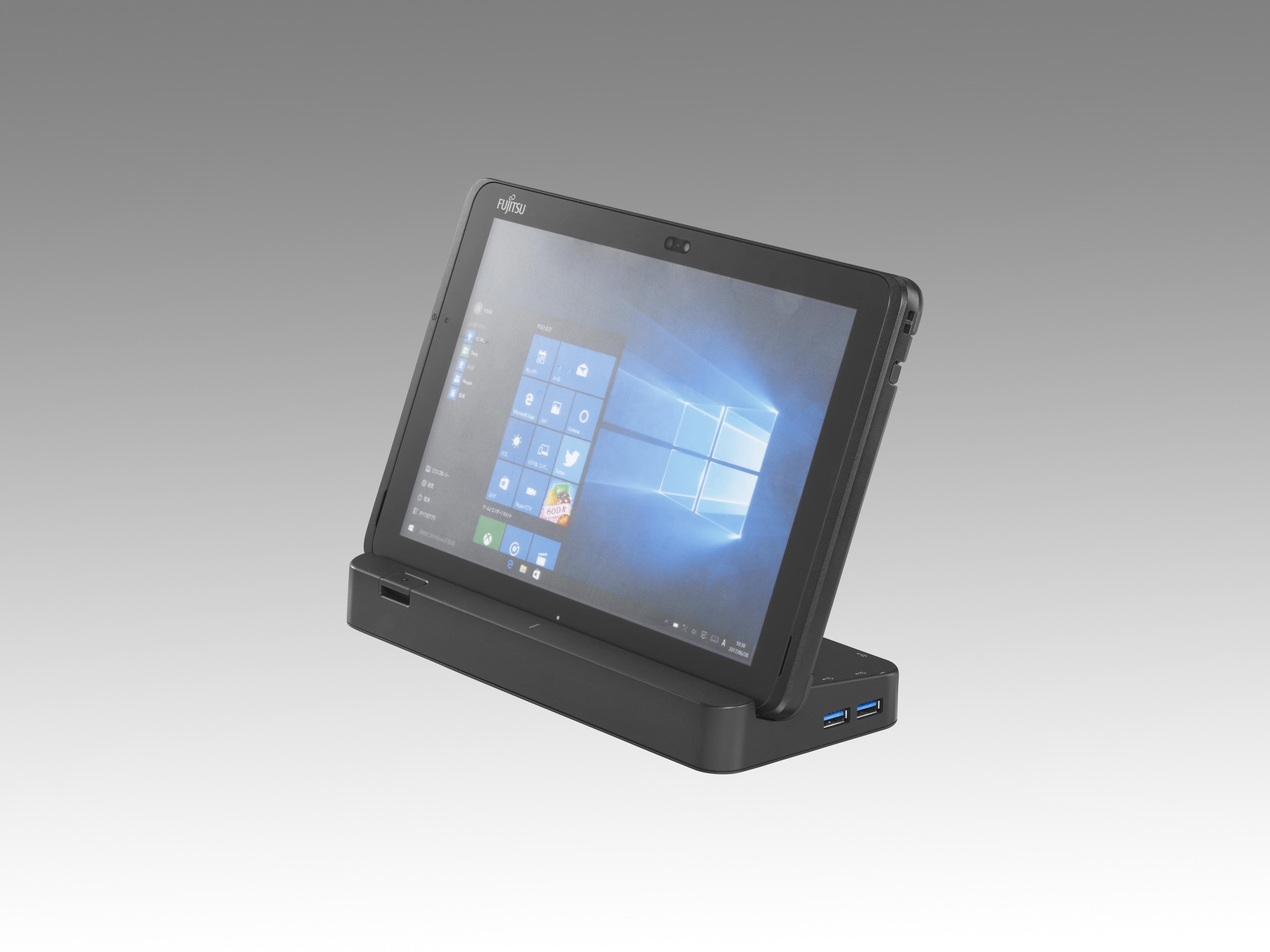 富士通采用莱迪思无线连接器技术简化下一代平板电脑